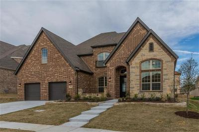 Flower Mound Single Family Home For Sale: 1708 Johnson