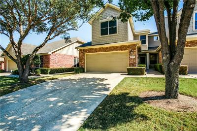 Plano Townhouse For Sale: 9844 Spire Lane
