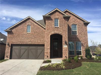 Little Elm Residential Lease For Lease: 869 Countryside Way