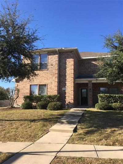 Glenn Heights Single Family Home For Sale: 1117 Devonshire Drive