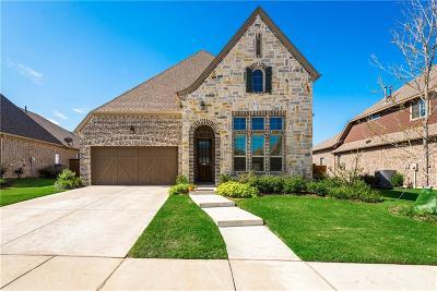 Prosper Single Family Home For Sale: 4671 Desert Willow Drive