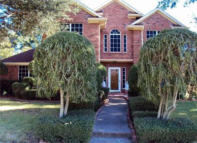 Rowlett Single Family Home For Sale: 4114 Baywatch Drive