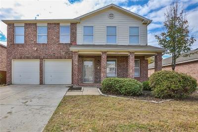 Seagoville Single Family Home Active Option Contract: 2913 Post Oak Drive