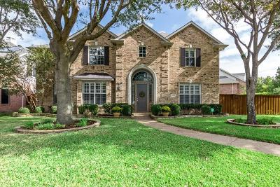 Richardson Single Family Home Active Contingent: 4431 Kelly Drive