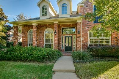 Flower Mound Single Family Home Active Kick Out: 4612 Largo Drive