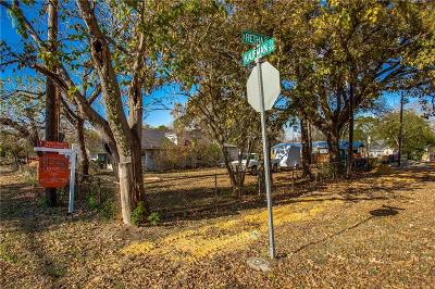 Seagoville Single Family Home For Sale: 307 S Kaufman Street