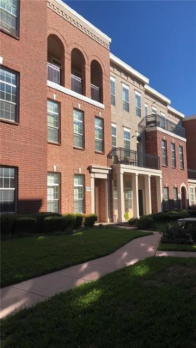 Addison Residential Lease For Lease: 15834 Breedlove Place #146