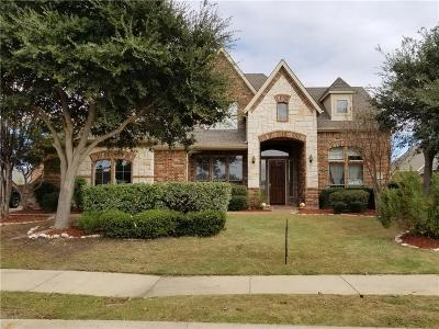 Rowlett Single Family Home For Sale: 9606 Broadmoor Lane