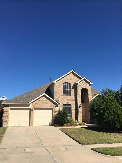 Coppell Residential Lease For Lease: 828 Mullrany Drive