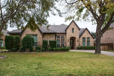 Highland Village Single Family Home Active Option Contract: 806 Shady Meadow Drive