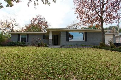 Fort Worth Single Family Home For Sale: 1708 Versailles Road