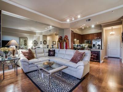 Dallas Condo For Sale: 3225 Turtle Creek Boulevard #1616
