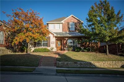 Rockwall Single Family Home Active Option Contract: 1255 Crestway Drive