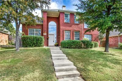 Frisco Single Family Home Active Contingent: 6302 Autumnwood Drive