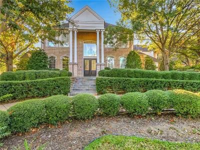 Colleyville Single Family Home For Sale: 3103 Eastonbury Court