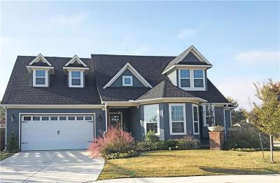 Argyle Single Family Home For Sale: 406 Hearth Terrace