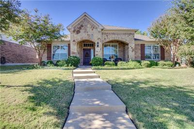 Rockwall Single Family Home Active Option Contract: 1361 Ventura Drive
