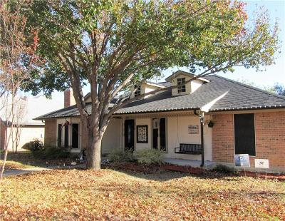 Wylie Single Family Home For Sale: 210 Liberty Drive