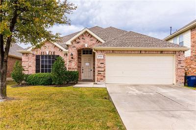 Little Elm Single Family Home For Sale: 2729 Enchanted Eve Drive