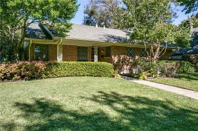 Single Family Home For Sale: 9739 Robin Hill Circle