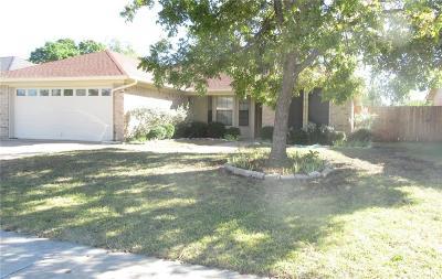 Watauga Single Family Home For Sale: 6604 Levitt Drive
