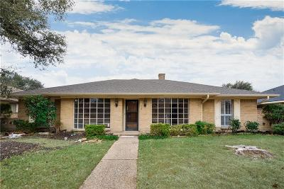 Richardson Single Family Home For Sale: 616 Tiffany Trail