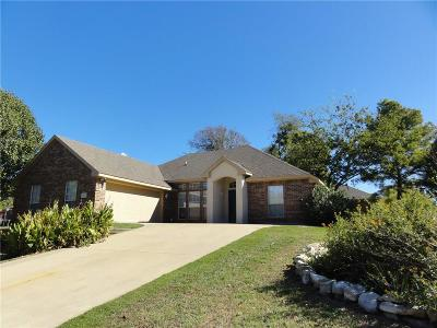 Kaufman Single Family Home For Sale: 1406 Chancellor Drive