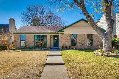 Garland Single Family Home For Sale: 2309 Bellbrook Lane