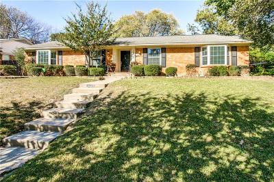 Single Family Home For Sale: 10017 McCree Road