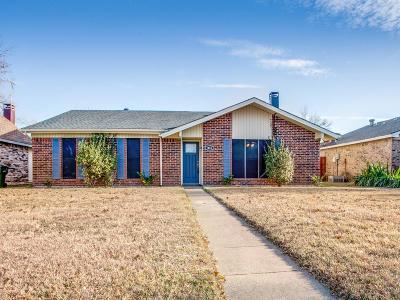 Garland Single Family Home For Sale: 1418 Toyah Creek Lane