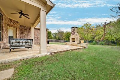 Lewisville Single Family Home Active Option Contract: 721 Mandalay Bay Drive
