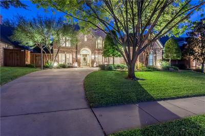 Coppell Single Family Home For Sale: 526 Melinda Street