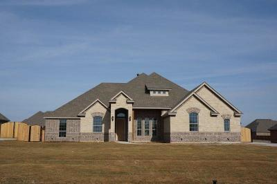 Haslet Single Family Home For Sale: 1124 Durango Springs Drive