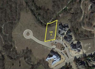 Frisco Residential Lots & Land For Sale: 6616 Bluffview Drive