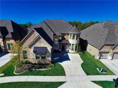 Colleyville Single Family Home Active Option Contract: 5608 Heron Drive W