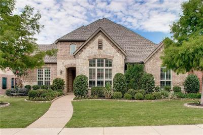 Allen Single Family Home For Sale: 1303 Monahans Drive