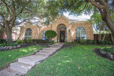 Plano Single Family Home For Sale: 5916 Lennox Hill Drive