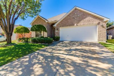 McKinney Single Family Home Active Contingent: 3600 Jackson Drive