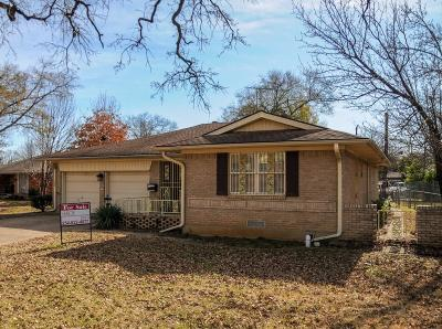 Dallas Single Family Home For Sale: 8608 Wolfwood Lane