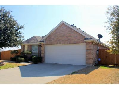 Rockwall Single Family Home For Sale: 611 Lone Rider Court