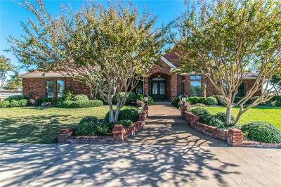 Rockwall Single Family Home Active Option Contract: 1971 Jordan Lane