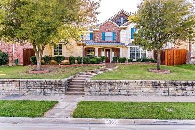 Richardson Single Family Home For Sale: 3363 Moroney Drive