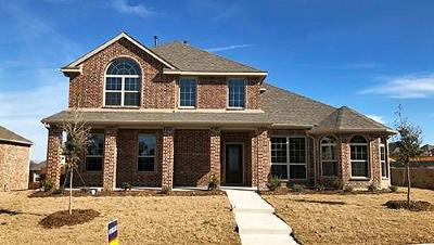 Rockwall Single Family Home For Sale: 1518 Burlingame Drive