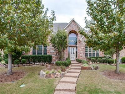 McKinney Single Family Home Active Option Contract: 1105 Woodcliff Drive