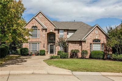 Highland Village Single Family Home For Sale: 945 Crown Court