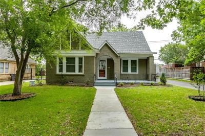 Single Family Home For Sale: 2139 Stanley Avenue