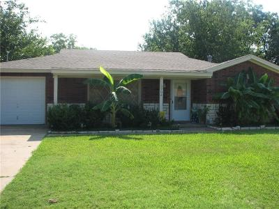 Lake Worth Single Family Home For Sale: 3908 Caddo Trail