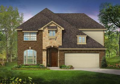 Fort Worth Single Family Home For Sale: 4248 Waterstone Road