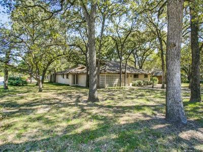 Tarrant County Single Family Home For Sale: 1307 Pebble Creek Drive