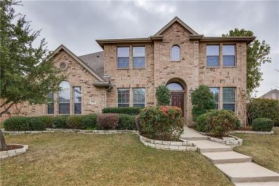 Carrollton Single Family Home For Sale: 1504 Shepherd Lane